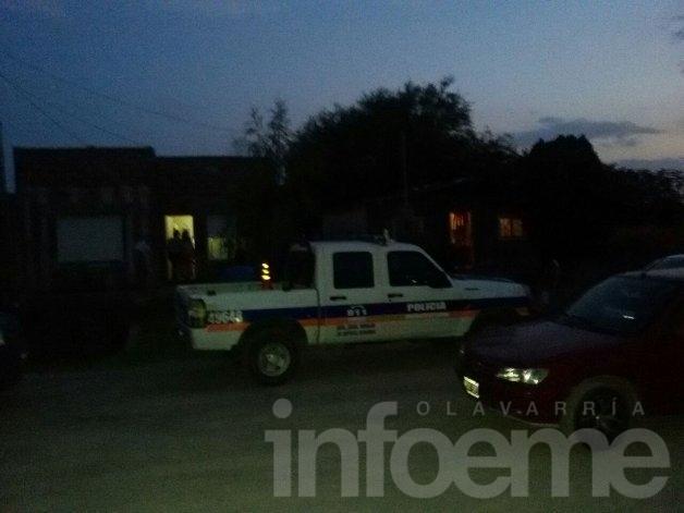 Allanamientos por un robo en el autódromo de Hinojo