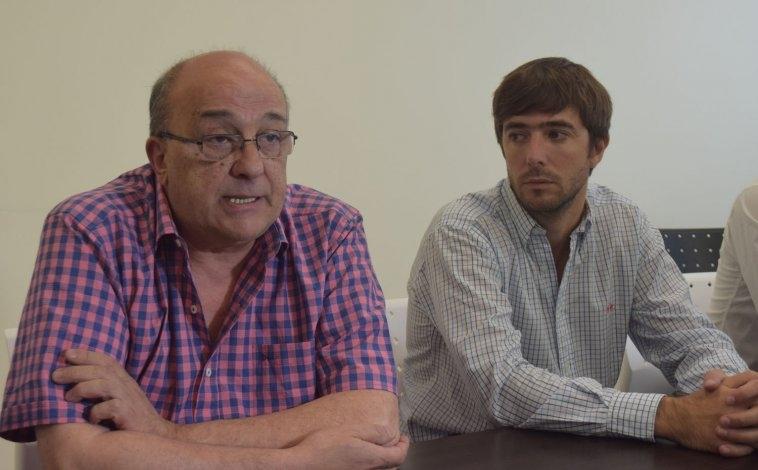 Jorge Larreche ya es Jefe de Gabinete y lo acompañará Hilario Galli