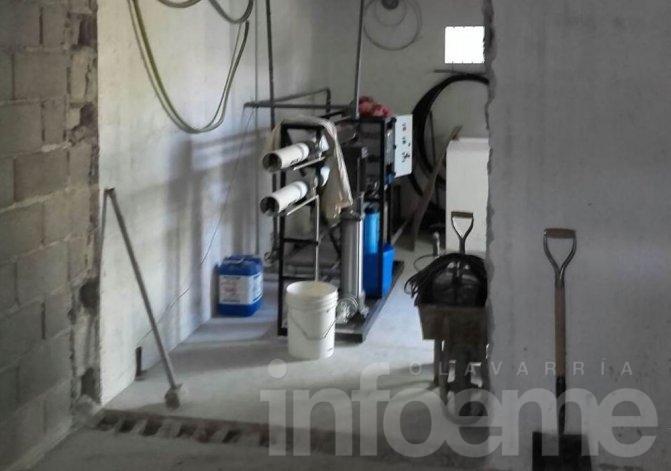 Avanza la Planta para el tratamiento del agua en Espigas