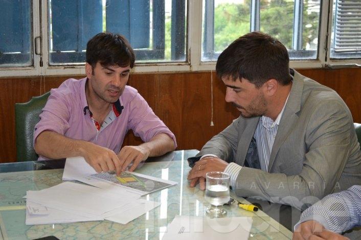 Se gestionaron más de 500 lotes con servicios para Olavarría