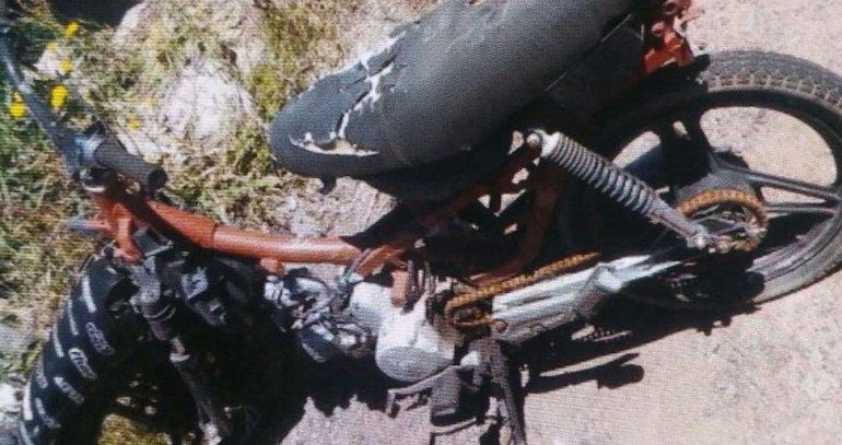 Recuperan moto con pedido de secuestro