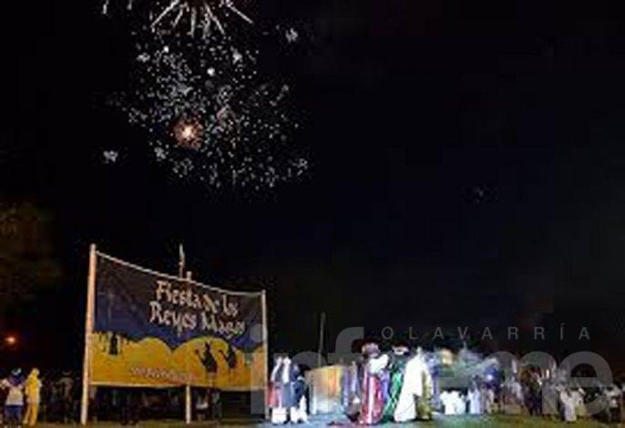 La Fiesta de Reyes cerrará con el tradicional show de fuegos artificiales