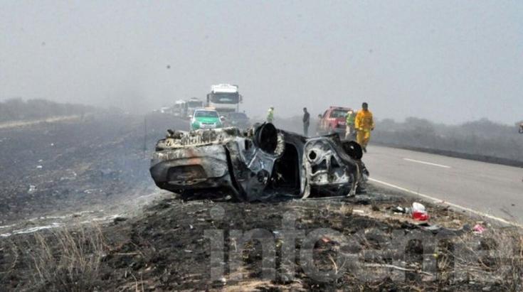 Camionero olavarriense involucrado en trágico accidente