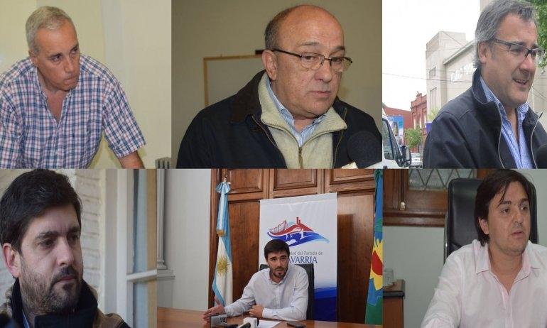 Galli presenta su nueva estructura de Gobierno y toma jura a secretarios