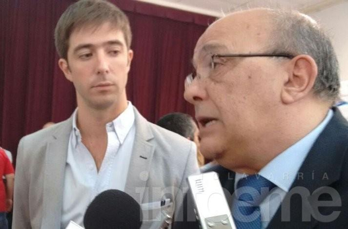 """Jorge Larreche: """"Estamos buscando algo más eficiente"""""""