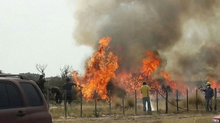 El fuego arrasó con más de un millón de hectáreas en tres provincias