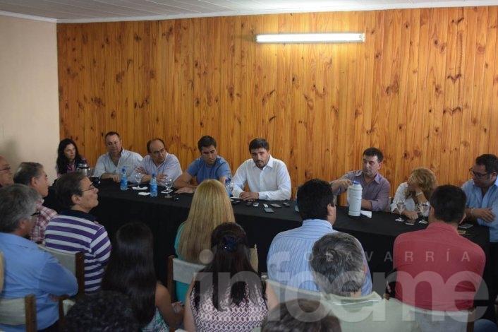 """Mesa Seccional: """"Estamos reafirmando a Cambiemos como espacio político"""""""