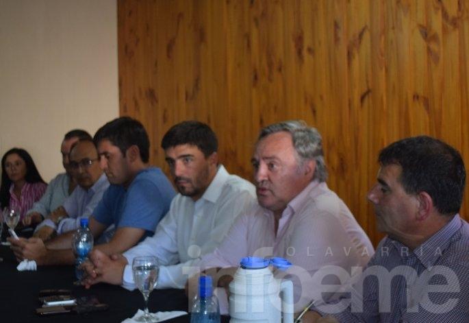 """De la Torre: """"Lo electoral es consecuencia de la gestión"""""""