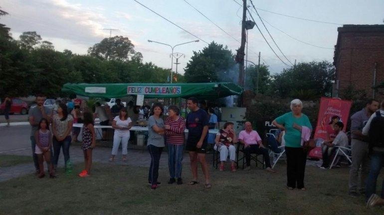 Colonia Hinojo celebró su 139° Aniversario