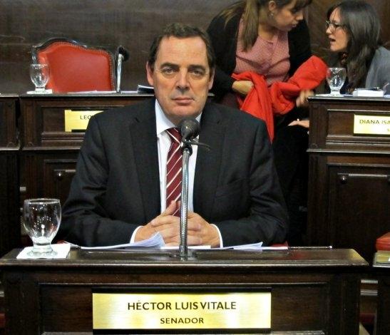 Vitale destacó el envío de 25 mil millones a la Provincia de Buenos Aires
