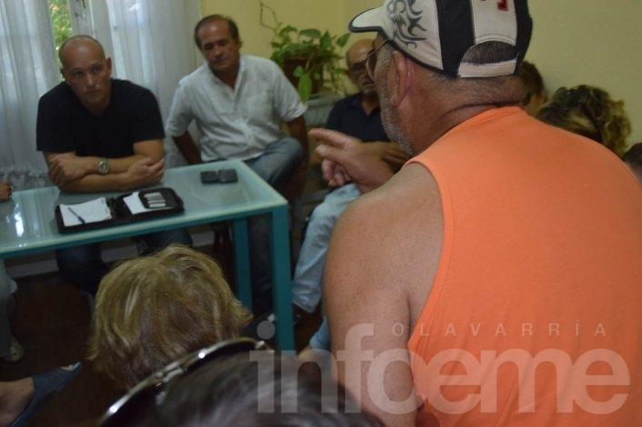 """Sierras Bayas volverá a movilizarse: """"Somos un pueblo sumiso"""""""