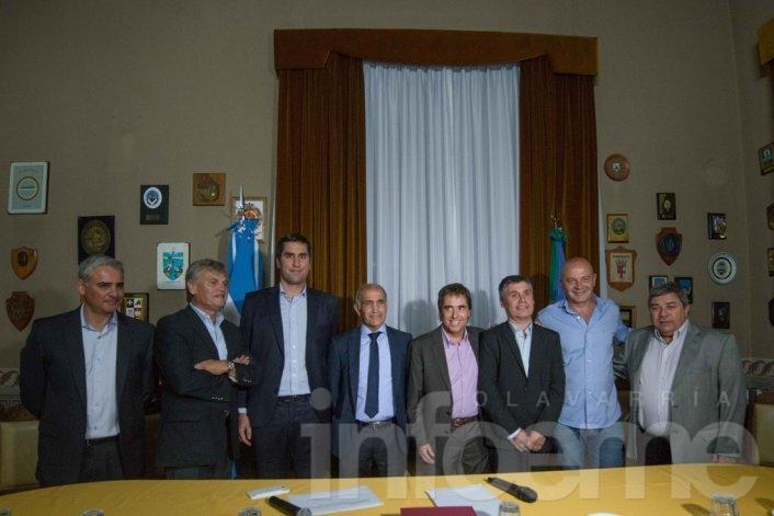 Juró Guido Lorenzino, el nuevo Defensor del Pueblo