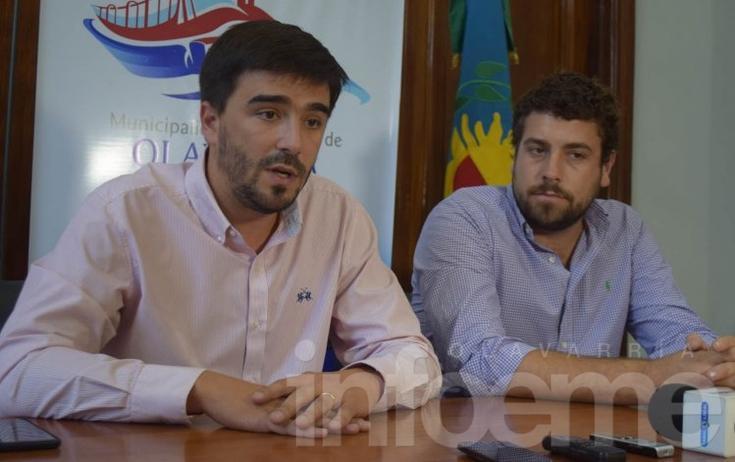 Galli anunció obras en barrios por 33 millones