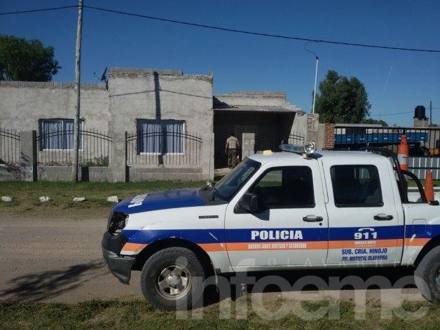 Allanamientos con resultado positivo por un asalto en una Estancia