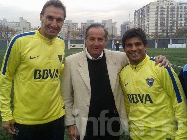 Se palpita el partido entre reservas de Boca y San Lorenzo