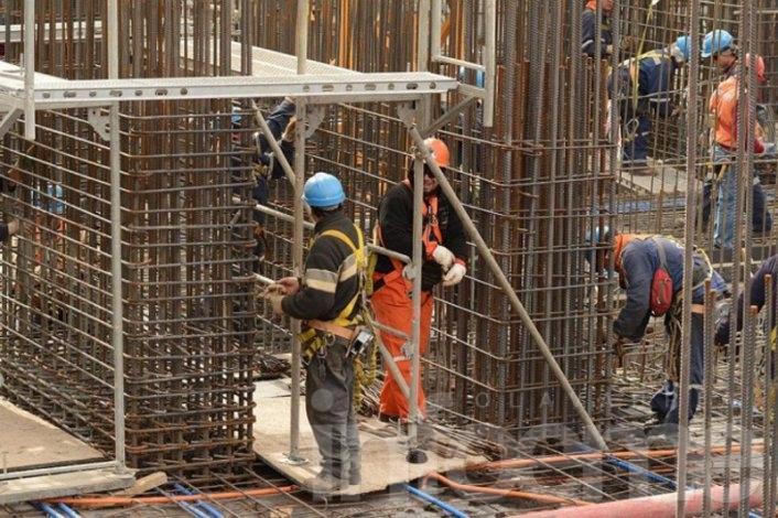 El costo de la construcción aumentó 32,3% a lo largo de 2016