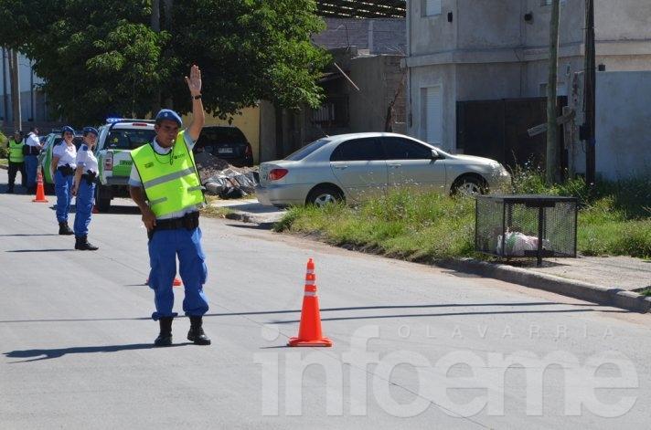 Las infracciones de tránsito durante la primera quincena del año en Olavarría
