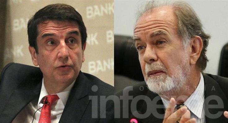 Melconian dejó el Banco Nación y lo reemplazará González Fraga