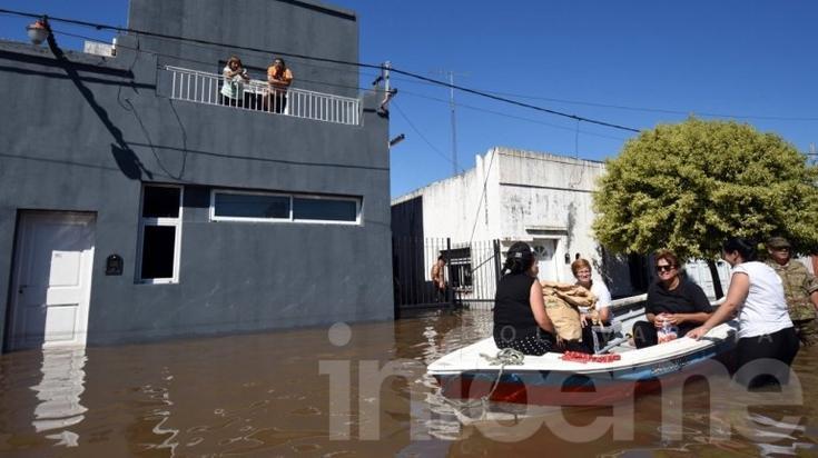 Campaña para ayudar a los inundados de La Emilia