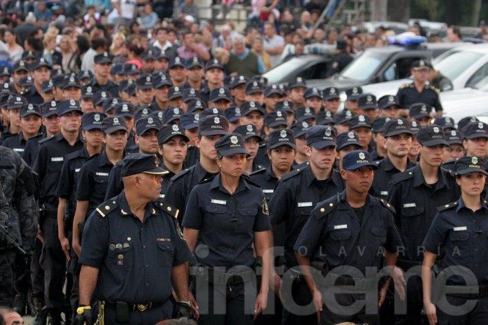 """Más de 100 policías bonaerenses pasados a """"retiro activo obligatorio"""""""