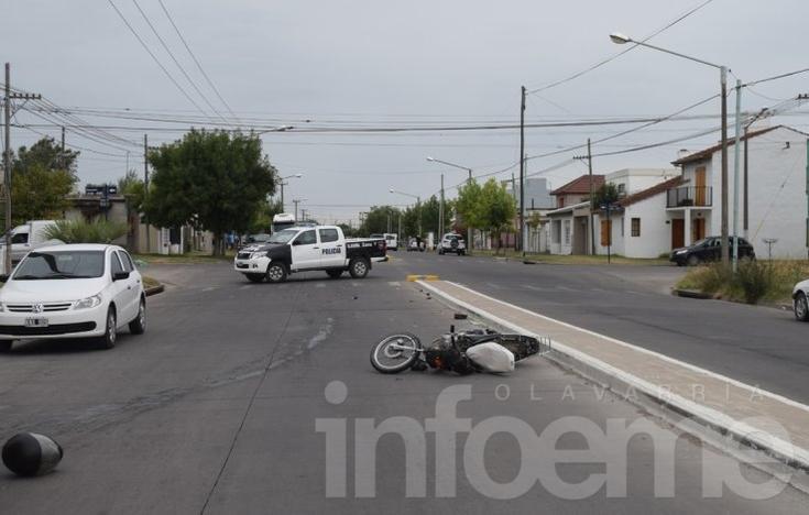 Sigue grave el joven de 16 años accidentado