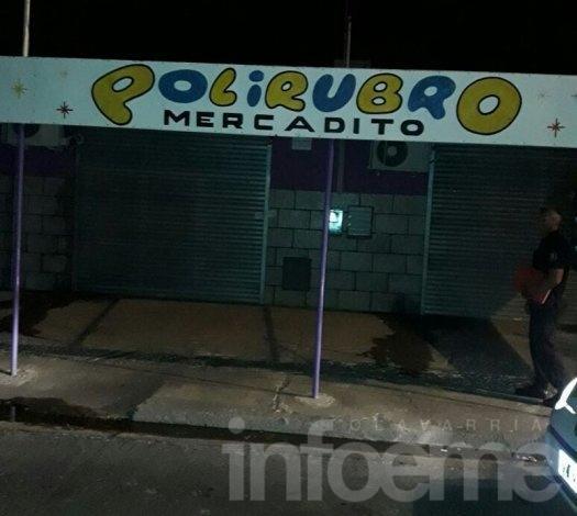 Clausuran un polirrubro en barrio San Vicente