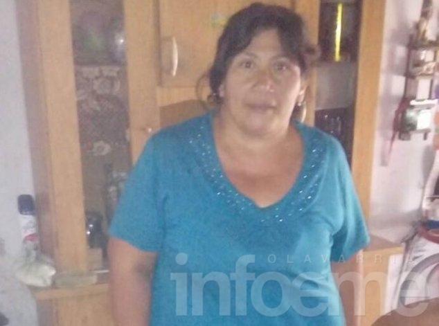 Buscan a una mujer de 46 años en nuestra ciudad