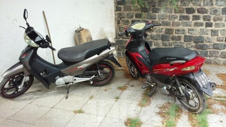 Encuentran dos motos robadas en la casa de un joven que está detenido