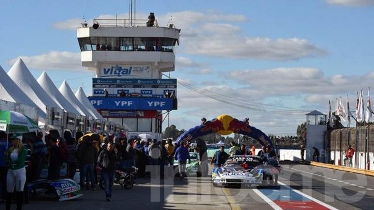 El Turismo Carretera llegaría a Olavarría el 2 de abril