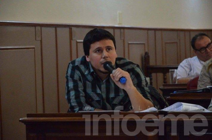 Aguilera solicita que el 24 de marzo y 2 de abril sean inamovibles en Olavarría
