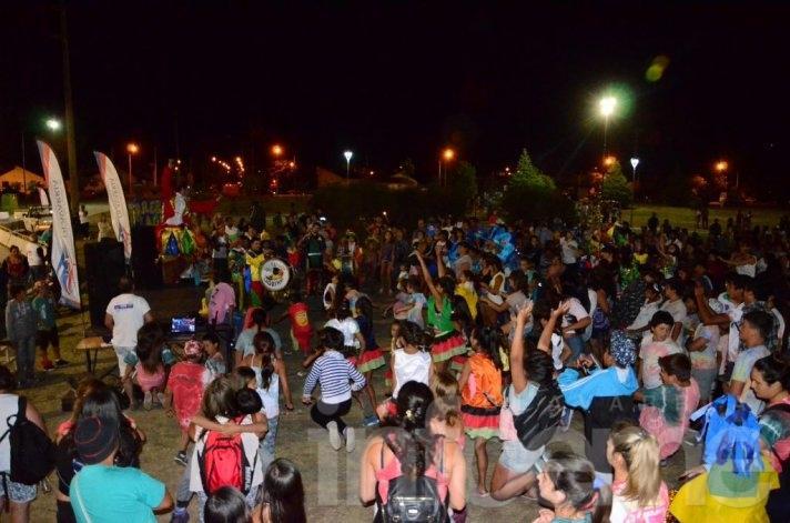 Unos mil chicos participaron del cierre de Escuelas Abiertas de Verano