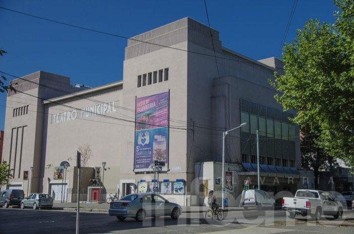 Primeros espectáculos del 2017 para el Teatro Municipal