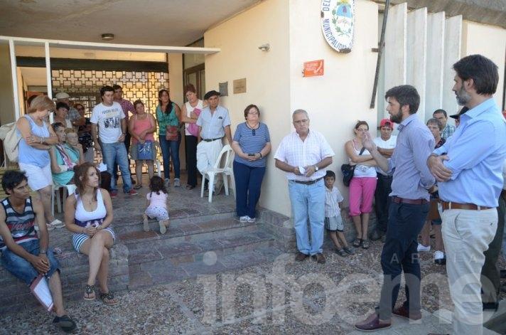 Vecinos de Recalde podrán regularizar la situación de su vivienda