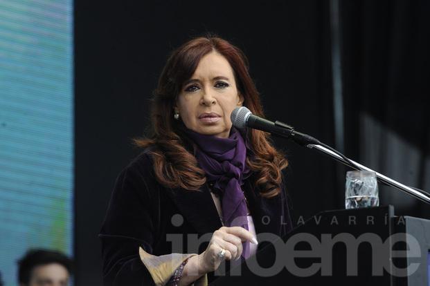 Por una escucha, Cristina sumó una nueva denuncia
