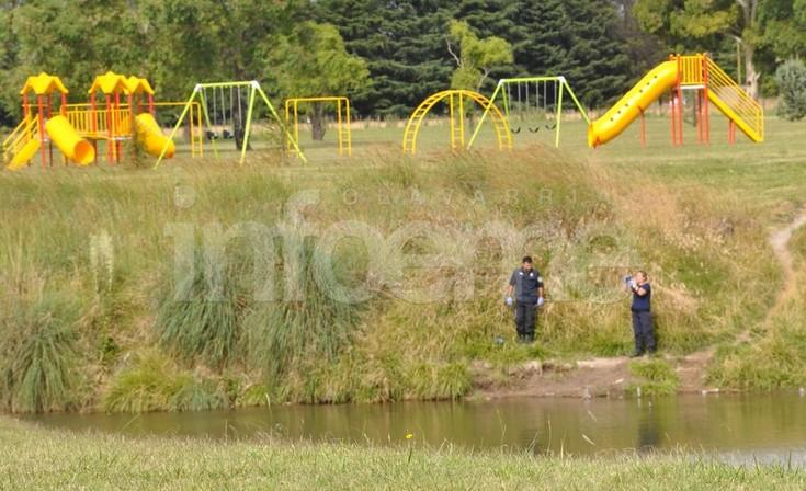 La tragedia del arroyo Tapalqué en imágenes