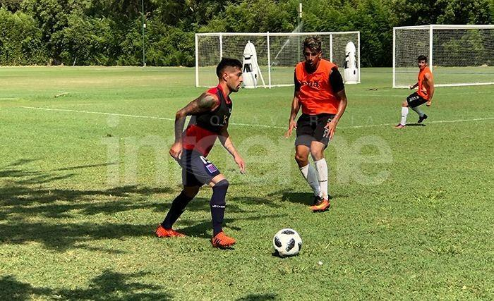 Lucas Janson anotó en el primer amistoso de Tigre