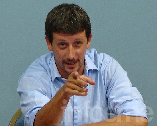 Bagú, con mayores funciones en el Ministerio del Interior