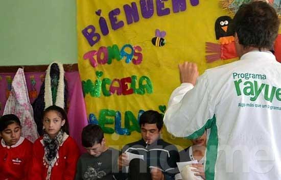 Rayuela: buscan fortalecer el rol de los jóvenes promotores de salud