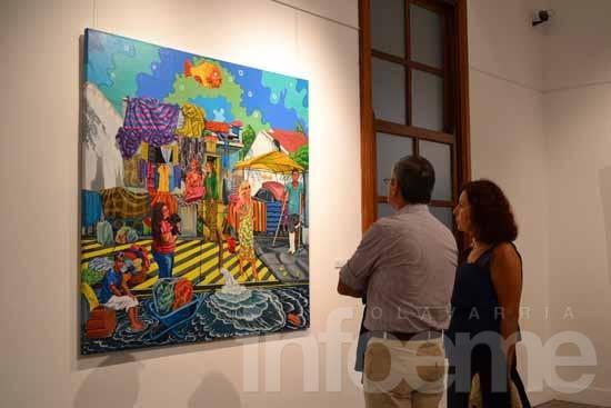Dos nuevas muestras en el Centro Cultural San José