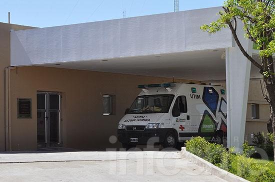 Dos jóvenes ingresaron al Hospital heridos de bala