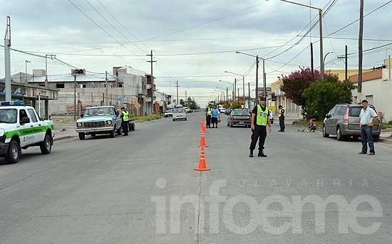 Secuestran 12 vehículos el fin de semana en controles de tránsito