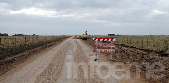 Piden que camiones y vehículos de gran porte no circulen por caminos rurales