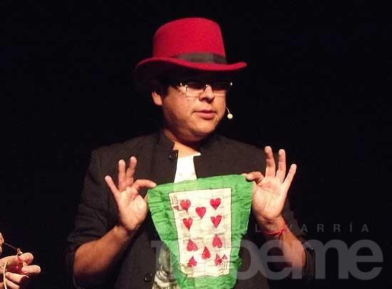 Se suma un show internacional de magia a Olavarría se Ilumina