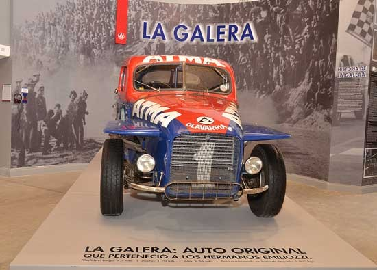 """Pondrá en marcha """"La Galera"""" de los Emiliozzi"""