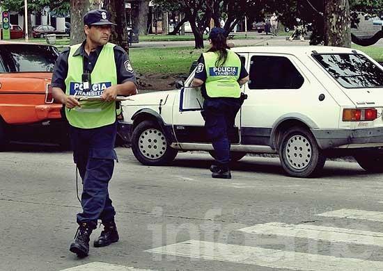 Casi 10 mil pesos de multa por conducir alcoholizado