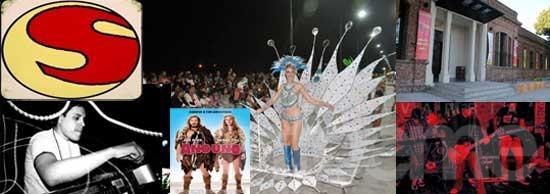 El carnaval le pone magia al fin de semana, de la mano de la tercera noche de Corsos Oficiales