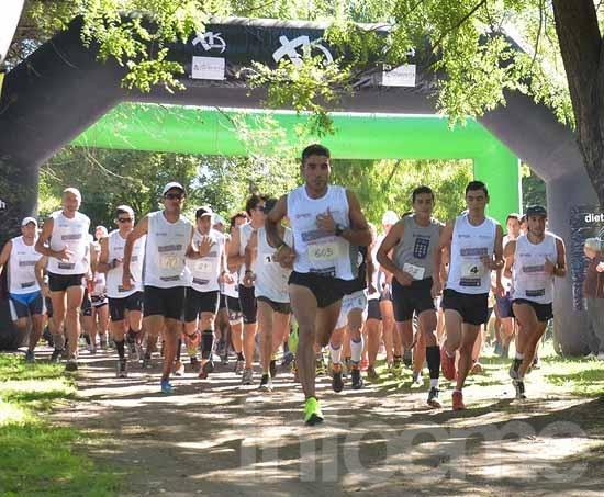 Exitosa prueba de XK Race: participaron más de 200 competidores