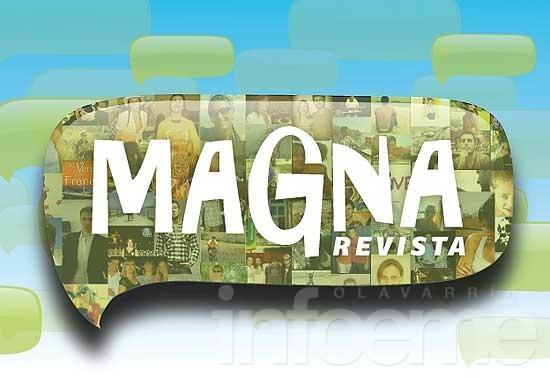 Revista Magna cumple 3 años