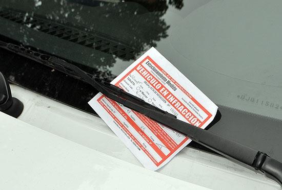 Estacionamiento medido: prevén multas de hasta $6 mil