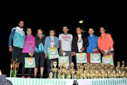 Ardiles y Landaburu ganaron en La Noche de Las Antorchas